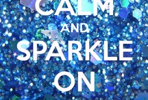 Happy Happy Holidays / Time to sparkle!