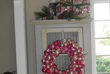 My Christmas / This board is all about Christmas in my home! I obviously love decorating for Christmas and spend several weeks working on everything.  It gives me great joy to sit back, turn on all the Christmas lights, and bask in my Christmas surroundings!