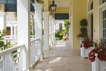 Home - Porches, Sun Rooms, & Entries / by Karen Powell