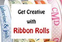 Printed Ribbon Rolls