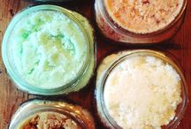 DIY health/beauty supplies / my recipes and ideas for making my own health & beauty supplies