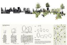 REPRESENTATION / Architectural representation: renders + diagrams + panels