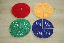 Kiddie : Numbers + Math / by Kris Marie
