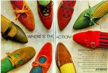 Shoe Decade in view (1960's)