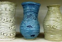 Pottery : Kiddies + Clay / ::: firing and non firing clay project ideas for kiddos ::: / by Kris Marie