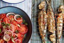 BBQ - Idées de recettes / Plein d'idées de recettes à faire sur ou en accompagnement de votre barbecue !
