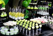 Slimed / Ghost Buster party inspiration
