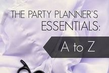 Event Planning / Any idea I want to try for any and every event! / by Carolyn Helfrich Johnson