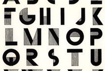 Typography / Typography.  / by Neil Clark