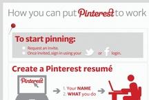 Infographics Pinterest