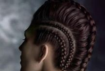 Braids, Buns, Fishtails, Ponytails, Updos & Woven / by HairStylesDesign