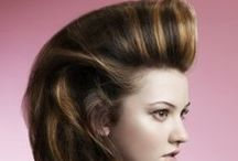 Avant-Garde, Rockabilly, Retro, Vintage, Beehive / Hairstylist Work I Admire / by HairStylesDesign