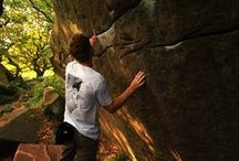 Mens Climbing Clothing / Climbing and bouldering clothing. Climbing t shirts, bouldering shorts and more!