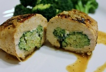 Chicken Breasts-Stuffed or Rolled