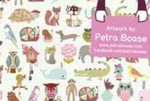Twit Fit Background Feature / Every couple of weeks we change our Twitter background to feature artwork from one of our smashing customers. Check these out!