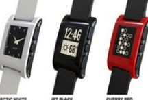 Connected Watches & Smartwatches / A collection of Smartwatches from past to now