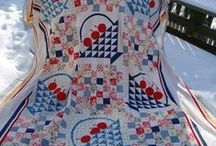 Patriotic/Summer Quilts, etc. / by Dawn Mines
