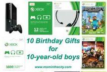 Gift Ideas for Boys / Gift ideas for elementary school aged boys