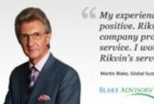 Rikvin Testimonials / Since 1998, Rikvin has been helping new businesses navigate their way to success in #Singapore. Come join our ever-growing family of satisfied clients.