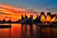 An Expat's Guide to Singapore / architecture, culture, food, and more...