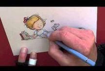 Sassy Cheryl's Stamps Tutorials