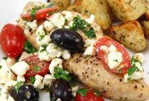 Chicken - Mediterranean