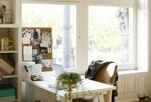home spaces [den, office, misc] / main living areas / by Christie Ray Harrison