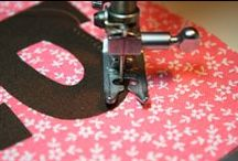 Sewing and Needlework / by Frances Halpin