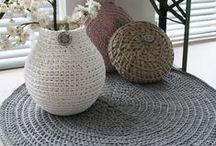 Rugs / самодельные коврики  handmade rugs
