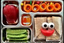 PlanetBox Creativity! / A few of the most cute and creative lunches we've seen from our fans!