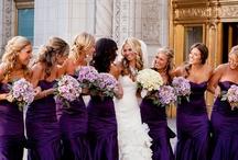 Shades of Purple Wedding