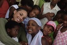 Keep A Child Alive / by Alicia Keys