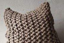 Crochet & Knitting for the home