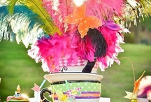 mad hatters tea party / by Beckie Finch