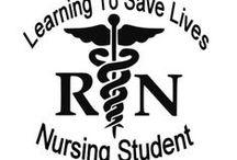 Nursing stuff / Student Nurse  / by Darylee Gerard
