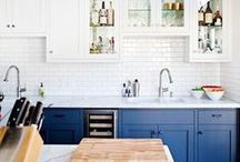 home spaces [kitchen] / kitchen inspiration / by Christie Ray Harrison