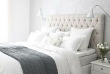 home spaces [bedroom] / bedroom inspiration / by Christie Ray Harrison