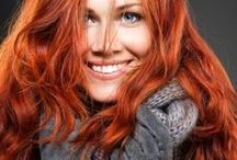 Ginger snap / red with hair envy
