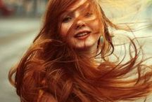 Being a Redhead :) / by Talena