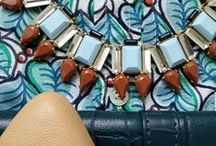 J.Crew Statement Necklaces / J.Crew Statement Necklace Styling Ideas