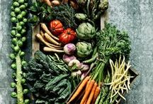 Clean Eating / Clean, nutritious and wholesome foods.