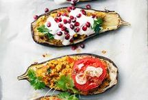 Eat Your Veggies / Your Mom was right, veggies are good for you and should fill up on them instead of cookies. Take a look at these beautiful grown up veggie recipes.