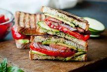 Scrumptious Sandwiches / All about sandwiches