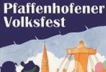 Volksfest Pfaffenhofen 2015 / Volksfest Pfaffenhofen 2015