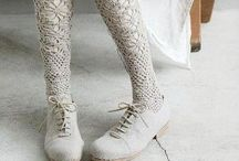 Crochet accessories: mittens, scarfs, socks, boots and others / Crochet accessories