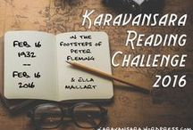 Karavansara Challenge 2016 - Fleming & Maillart / Peking to Kashmir via Afghanistan in the works of Peter Fleming and Ella Maillart