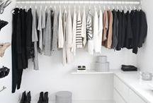 Minimal Wardrobe / minimal wardrobe for a simpler life.