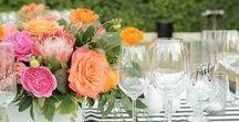 Mod Garden Glam Palm Springs Wedding