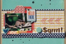 Scrapbook inspiration!  / by Renae Robertson