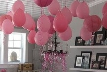 Did Someone say party?! / Ideas for a great celebration... / by Debbie Davis